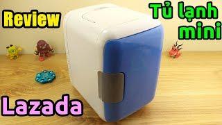 Mở Hộp Tủ Lạnh Mini 2 Chế độ Làm Nóng Và Lạnh