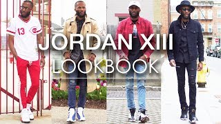 HOW TO STYLE JORDAN 13s | COOPSCORNER