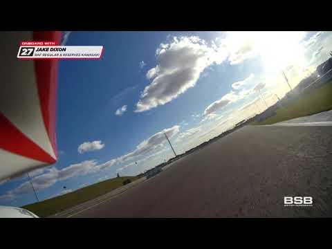 2018 Jake Dixon fastest lap