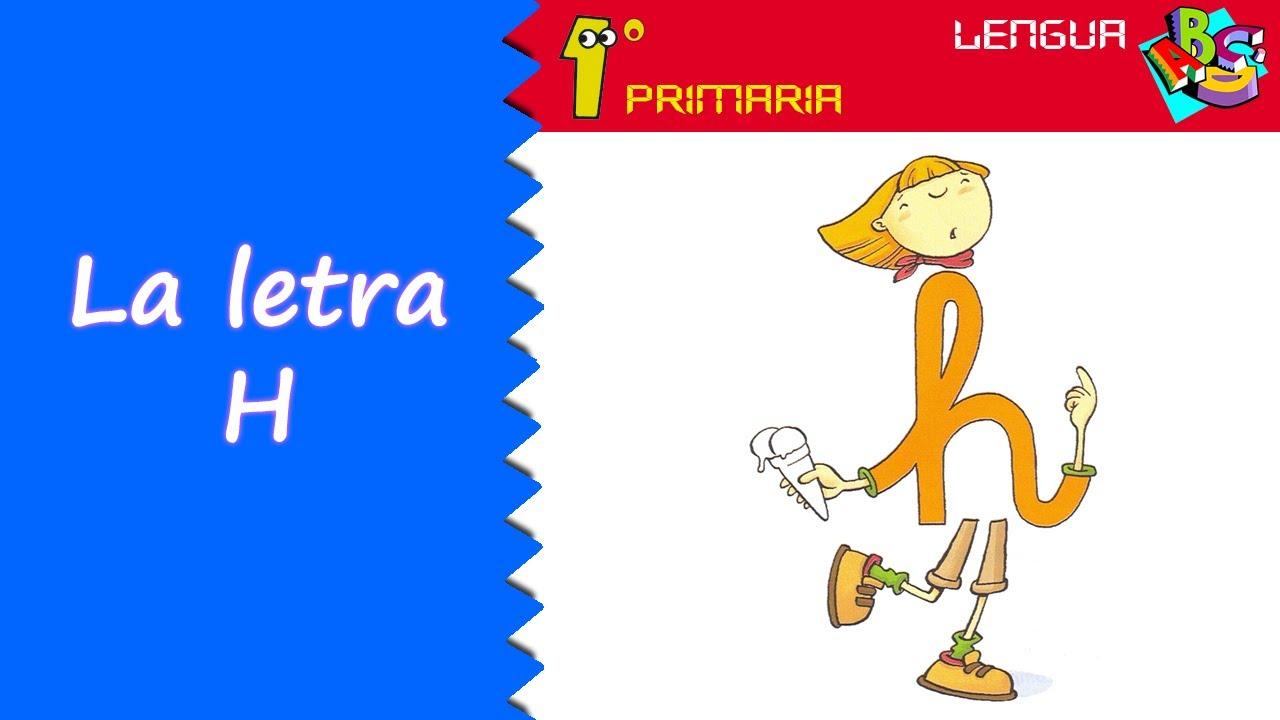 Lengua Castellana. 1º Primaria. Tema 2: Letra h