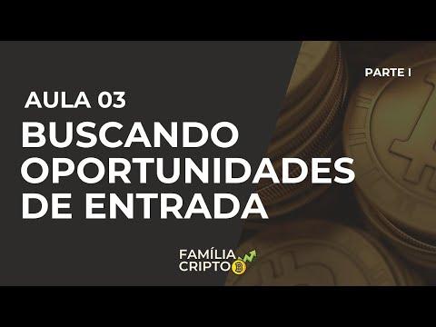 BUSCANDO OPORTUNIDADES DE ENTRADA - CURSO CRIPTOMOEDAS