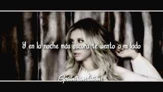 You're always here - Ashley Tisdale ( Traducida al español )
