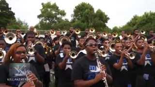 Mississippi Alumni All-Star Band - Flexin On My Baby Mama - 2015