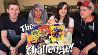 The Bean Boozled Challenge!! w/ Yammy xox, Scott, & Bobby!