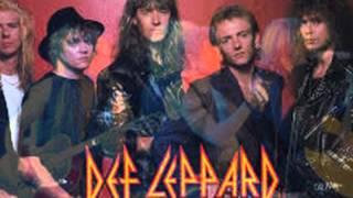 DEF LEPPARD LOVE DON'T LIE . I LOVE MUSIC 70'S