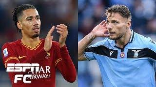 Roma vs. Lazio has Champions League & Serie A title ramifications - Gab Marcotti | Serie A