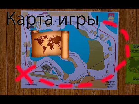 Карта игры   My Summer Car