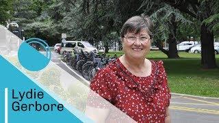 Lydie Gerbore, Ingénieure d