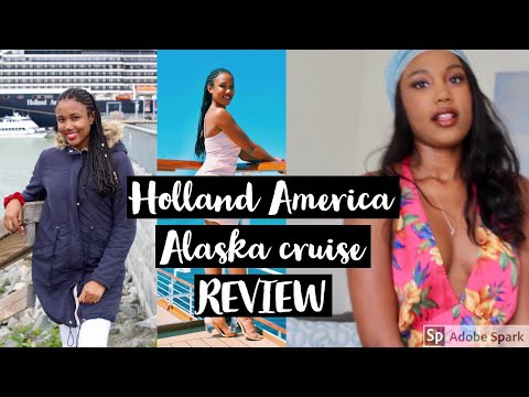 Download Holland America cruise to Alaska ... is it worth it?    Young Person POV & Review Mp4 HD Video and MP3