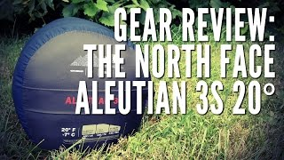 Gear Review: The North Face Aleutian 3S 20º
