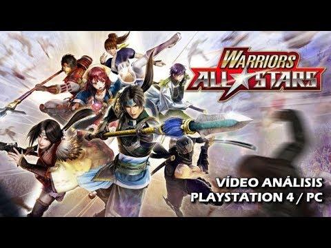 Gameplay de Warriors All-Stars