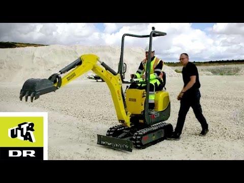 Neuson 803 |Danmarks Vildeste Maskiner | Ultra