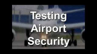 GAO: Testing Airport Security: Improvised Explosive and Incendiary Devices