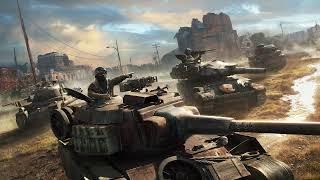 World Of Tanks.Боль,страдания и унижение.Соло.Без микро и чата.