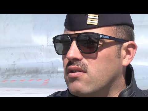 VIDEO. En immersion avec les pilotes de chasse qui s'exercent en Corse