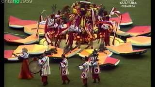 Kadr z teledysku Futbol tekst piosenki Maryla Rodowicz