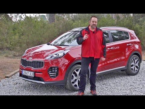 Test Drive 2016 Kia Sportage