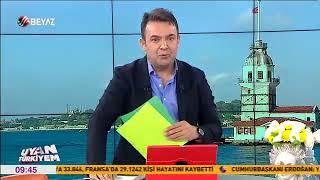 Beyaz Tv | Uyan Türkiyem | Restoranlarda yeni dönem: Korona nedeniyle ilginç yöntem