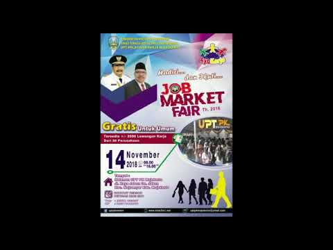 mp4 Job Market Fair Mojokerto 2019, download Job Market Fair Mojokerto 2019 video klip Job Market Fair Mojokerto 2019