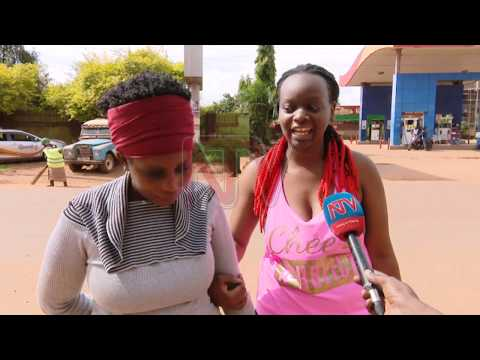 Ugandans explain why they walk to town despite lockdown
