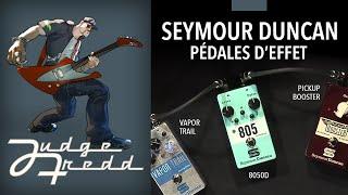 Seymour Duncan Pickup Booster - Video