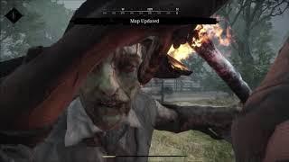 Hunt Showdown - Fighting NPC