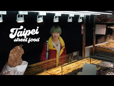 Download TAIPEI STREET FOOD #02 HD Mp4 3GP Video and MP3