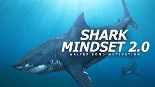 SHARK MINDSET - PART 2  | One of the Best Speeches Ever by Walter Bond