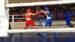 «БОКС!»: на керченском ринге борются спортсмены из Крыма и регионов