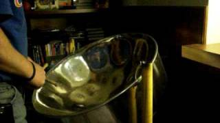 Jimmy Buffett's Banana Wind on Steal Drum