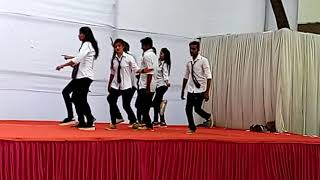 IMS College life theme dance /friendship