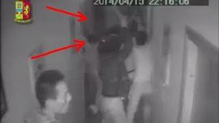 preview picture of video 'Rissa in Diretta Video da Webcam - Arrestati Cinesi a Prato'