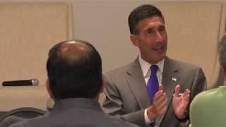 Congressman David Kustoff at Roundtable Discussion