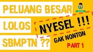 STRATEGI Menentukan Urutan Pilihan Prodi/Jurusan SBMPTN 2019 (Part 1)