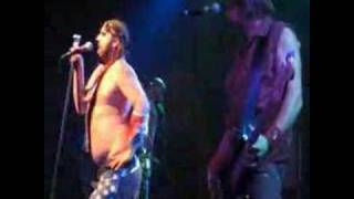 """Turbonegro """"Back To Dungaree High"""" Live in Vancouver"""