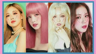 BLACKPINK Barbie Girl Challenge...