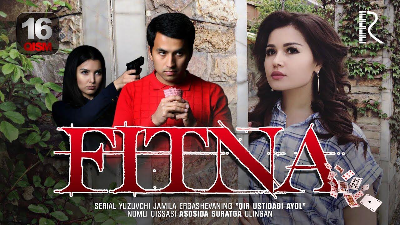 Fitna (ozbek serial)16-qism