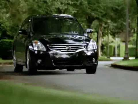 Nissan Commercial for Nissan Altima (2009 - 2010) (Television Commercial)