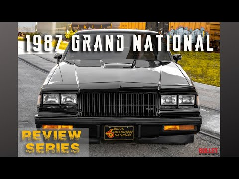 Video of 1987 Buick Grand National located in Florida - $30,550.00 - PSK7