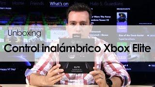 Unboxing: Conoce el nuevo control inalámbrico Xbox Elite