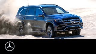 YouTube Video oY8_ExMaZwA for Product Mercedes-Benz GLS-Class SUV (3rd gen, X167) by Company Mercedes-Benz in Industry Cars