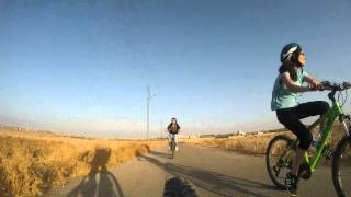preview picture of video 'Madaba Ride 18-Oct-2014 with Cycling Jordan'