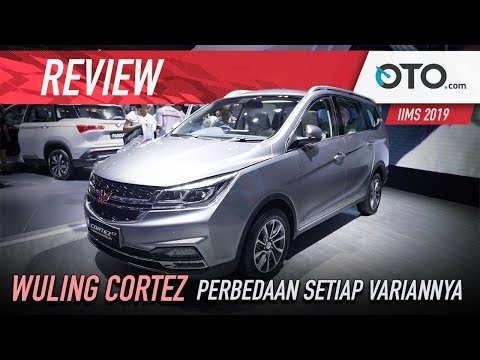 Wuling Cortez | Perbedaan Setiap Variannya | Review | OTO.com