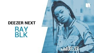 Ray BLK | Baby Girlz (Live) | Deezer NEXT UK