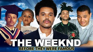 The Weeknd | Before They Were Famous EPIC Biography | Abel Tesfaye From 0 to Now