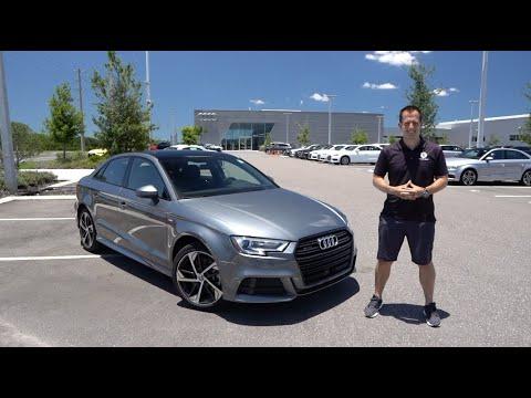 External Review Video oYA3fB0lSqU for Audi A3 Sportback (4th gen, Typ 8Y)