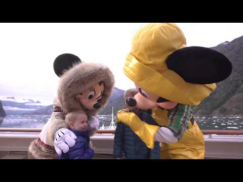 Disney Cruise Line: Alaska on the Disney Wonder