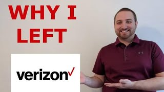 Why I left Verizon Wireless