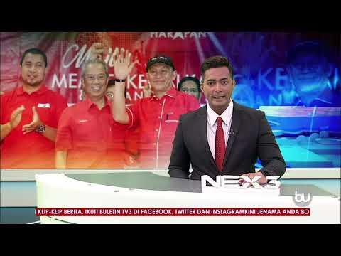 PRK TANJUNG PIAI|PMHadir Ceramah Mega PH