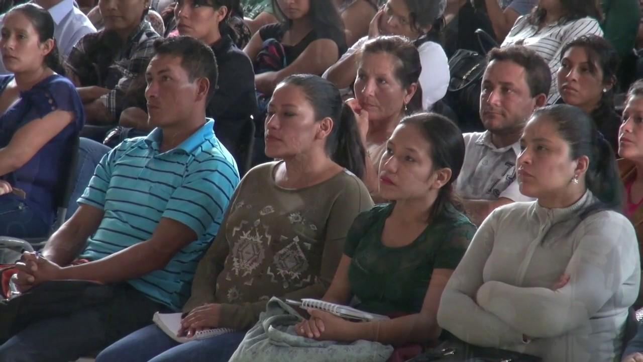 UGEL Moyobamba capacita a profesionales técnicos.